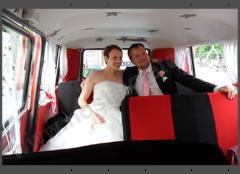 Hochzeitsfahrt Inside
