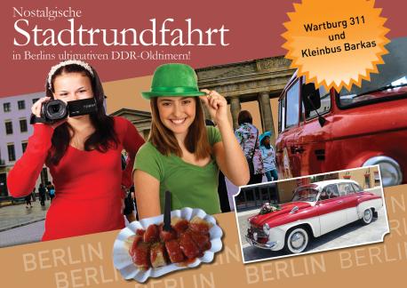 Berlin Tour der anderen Art
