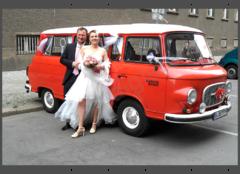 Hochzeitsfahrt
